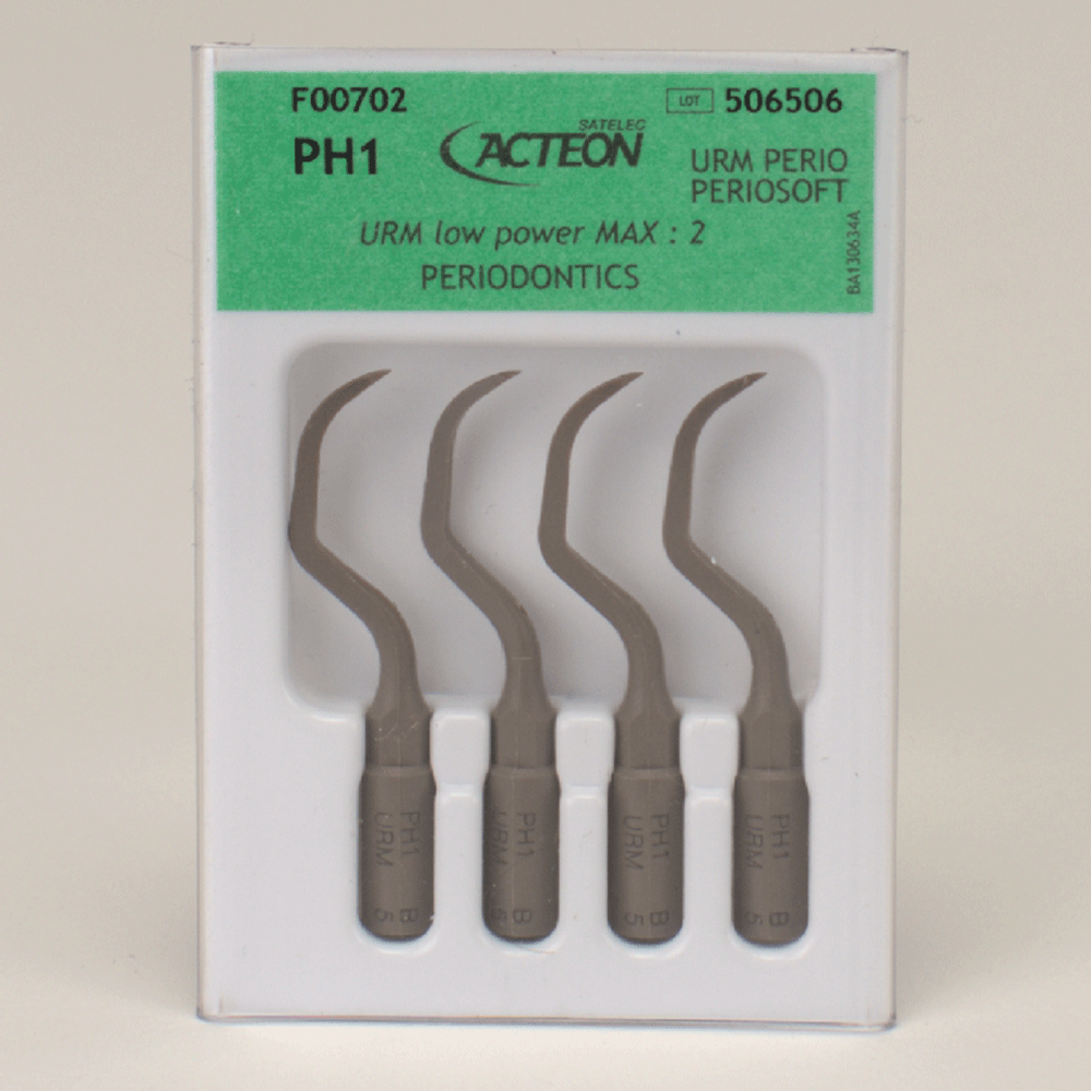 ACTEON: F00702 - Carbon-Spitze PH1 Front 4St