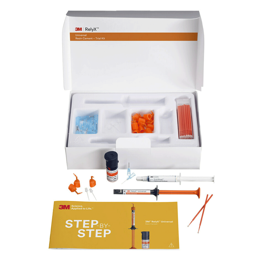 RelyX Universal A1, Trial Kit